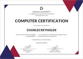 Certificate Templates Microsoft Word