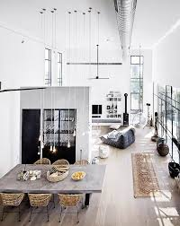 baring it all takes courage and modern industrial interior design is about exposing all that lies beneath to achieve raw edgy style