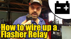how to wire up a flasher relay 1927 how to wire up a flasher relay 1927
