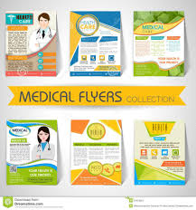 medical flyer templates best agenda templates healthcare brochure templates