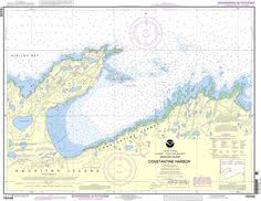 Noaa Chart 11452 11 Best Chart Images In 2016 Chart Nautical Chart Nautical