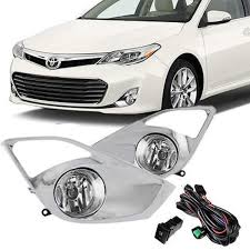 2015 Toyota Avalon Fog Light Assembly Rp Remarkable Power Fit For 2013 2014 2015 Avalon Front Pair Fog Lights Bumper Lamps W Switch Wiring Fl7026