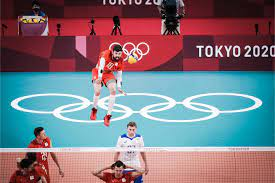 Volleyball Olympic Games Tokyo 2020 ...