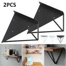 2pcs sliver black white wall mount