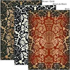 red and gold area rug rugs green navy brown