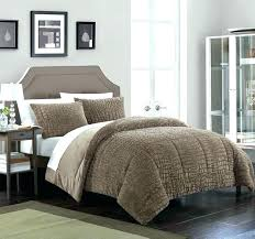 chic home bedding faux fur comforter set fur comforter set chic home alligator 3 piece micro mink skin bedding brown king faux fur comforter set chic home