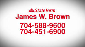 state farm insurance james w brown auto home business insurance annuities charlotte nc
