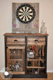 diy wooden dartboard display lovelyweeds com