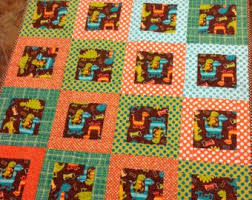 62 best images about dino quilts on Pinterest | Perler bead ... & Dinosaurs Quilt Patterns for Boys | ... Baby Boy Toddler Crib Quilt in - Adamdwight.com
