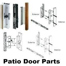 replacing patio door locks sliding glass door lock replacement slider repair how to fix how do