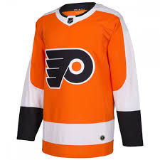 Philadelphia Flyers Adidas Adizero Authentic Nhl Hockey Jersey