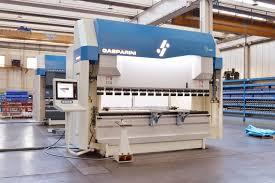 4.0 press <b>brake</b> for Wittur's <b>smart</b> factory | Gasparini Industries