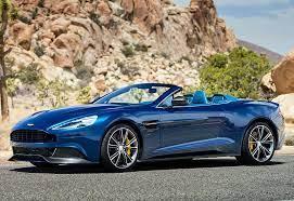 2013 Aston Martin Vanquish Volante Price And Specifications