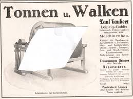 file fur cleaning machine producer paul taubert leipzig gohlis file fur cleaning machine producer paul taubert leipzig gohlis 1922 advertisement