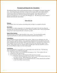 Formal Report Format Sample Short Report 24894612916661 Formal