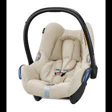 maxi cosi cabriofix car seat nomad sand