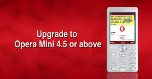Upgrade To The Newest Opera Mini On Java And Basic Phones Opera India