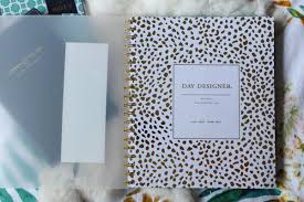 Day Designer Review 2016 Day Designer For Blue Sky Daily Planner Review