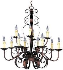 maxim 20620oi aspen 12 light 36 inch oil rubbed bronze multi tier chandelier ceiling light