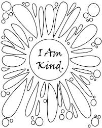 0 Kindness Coloring Pages For Adults Printable Birthday Coloring