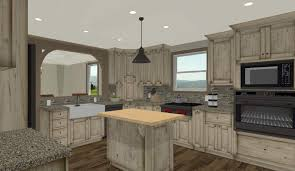 Amanda Clutter Places 40rd With Her 40's Farmhouse Kitchen Design Beauteous Kitchen Design Architect