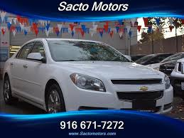 2012 Chevrolet Malibu LT for sale in Sacramento, CA | Stock #: M1221