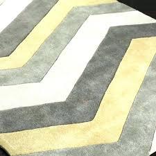tan and cream chevron rug gray and white chevron rug chevron area rug yellow and gray