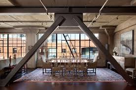 industrial dining room contemporary and modern interior design characteristics