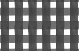 Audrey Black Gingham Wallpaper Mural | Murals Wallpaper