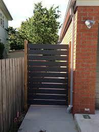 modern garden gate designs