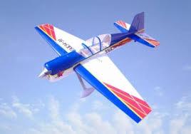 <b>Радиоуправляемый самолет</b> Richmodel Yak 54-50 KIT - RCHY5450