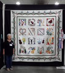 Val-Ursulak-1467265334-1 - Canadian Quilters Association ... & Mountain Cabin Quilters Guild Artistic Visions Show @ Elevation Place, CAG  Gallery   Canmore   Adamdwight.com