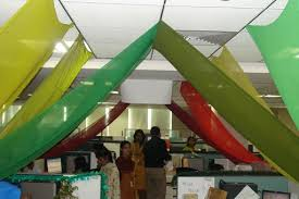 office bay decoration ideas. Office Bay Decoration Ideas Extraordinary Diwali For Property Garden Is Like L