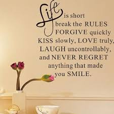 Life Is Short Quote Love Happy Inspir End 4040400401 4040 PM Mesmerizing Life Ius