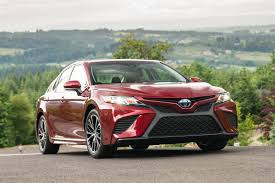 2018 Camry Hybrid SE Ride/Drive | In Wheel Time