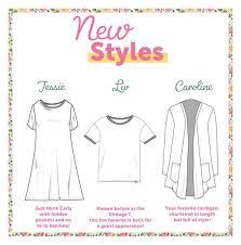 Llr Caroline Size Chart New Styles Coming To Lularoe 2019 Lularoe Jessie Liv And