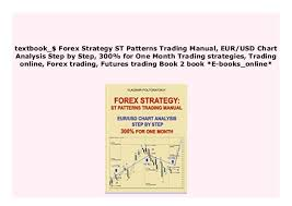 P D F_book Forex Strategy St Patterns Trading Manual Eur