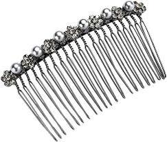 <b>CHIMERA</b> Hair Comb Love Forever Elegant Artificial-<b>pearl Crystal</b> ...