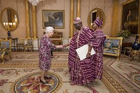 This castle since the starting has been the beloved private country home of queen elizabeth. Queen Elizabeth Ii George Adesola Oguntade Mrs Oguntade Queen Elizabeth Ii And George Adesola Oguntade Photos Zimbio