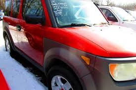 used honda element in new