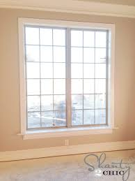 how to case existing windows