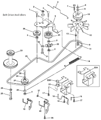 John deere lt166 garden tractor spare parts rh angliamowers co uk john deere gt225 parts diagram john deere gator parts diagram