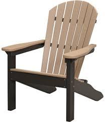comfo back adirondack chair natural