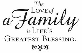 Quotes On Family Love