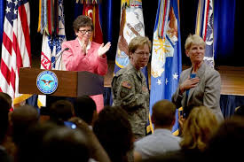 u s department of > photos > photo essays > essay view valerie jarrett a senior advisor to president barack obama recognizes army brig gen