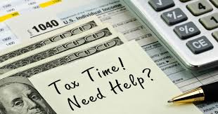 Image result for tax preparation services