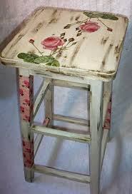 floral decoupage furniture. Decoupage Works From Around The World - Furnitures ~ Katilbalina | Pictures Floral Furniture