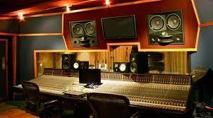 TV stüdyo içi ses malzemeleri