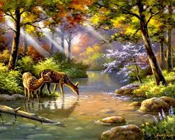 most beautiful nature paintings photos most beautiful nature paintings drawing artist