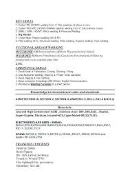 Welder Resume Career Objective Welders Resume Welder Download View Interesting Welding Resume